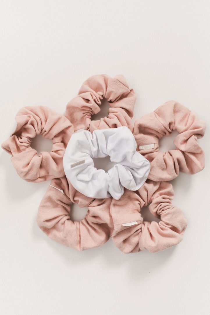 Bridal and Bachelorette scrunchies set