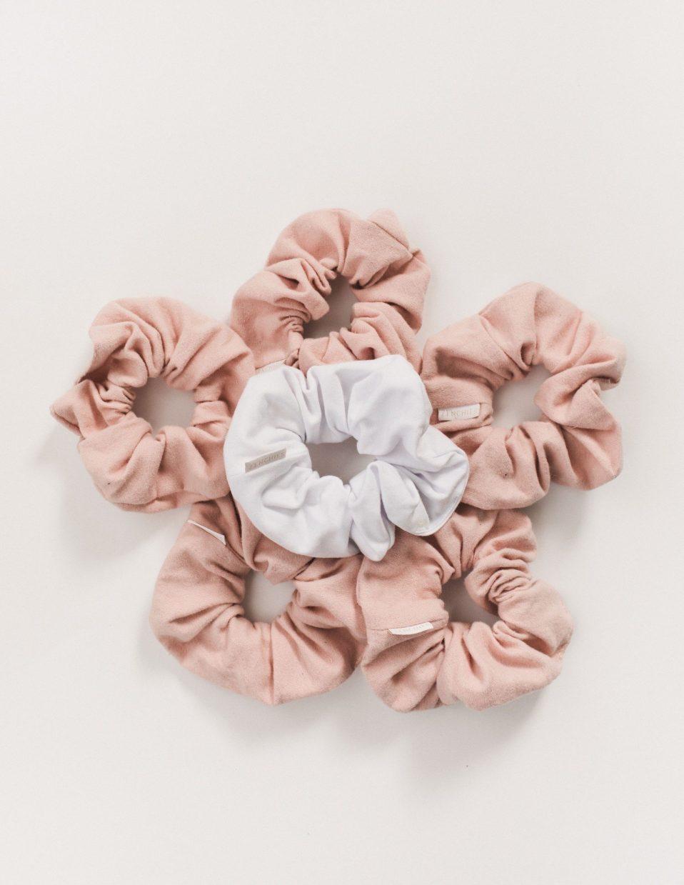 Bridal and Bachelorette scrunchies set