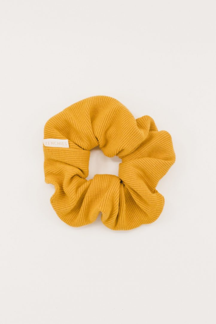 Good as Gold Scrunchie