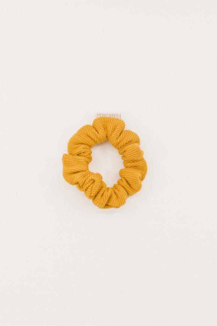 Good as Gold Thin Scrunchie
