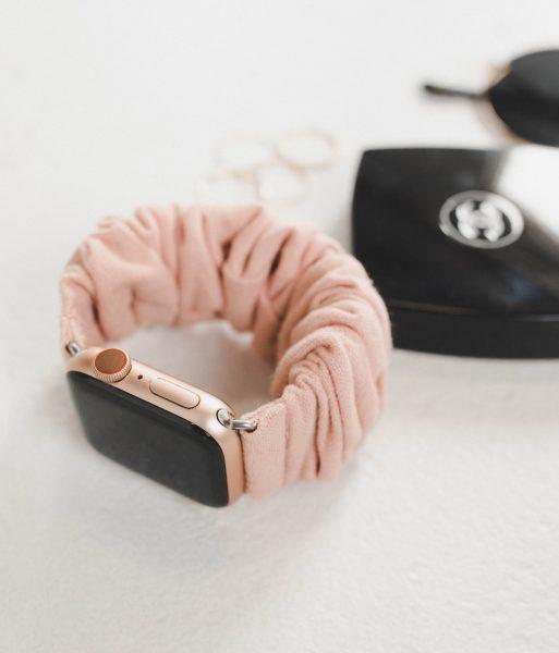 pink zenchie apple watch band